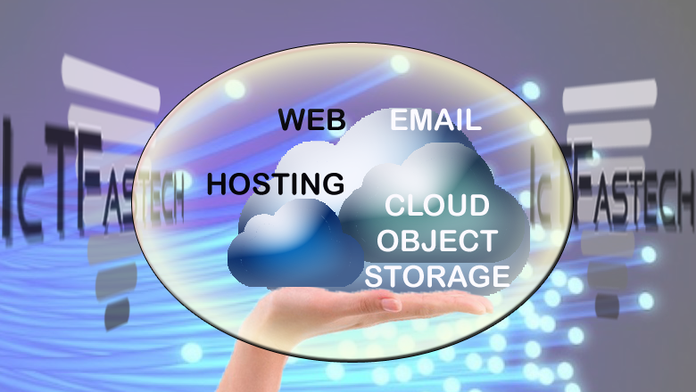 Hosting web e cloud